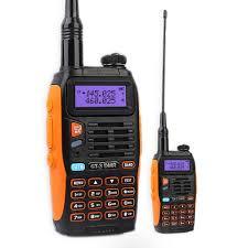 Ham Radio Business Cards Templates Baofeng Gt 3 Mark Iv Dual Band V Uhf Walkie Talkie With Dmr