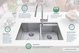 How To Fix A Leaking Kitchen Faucet Kitchen How To Install A Kitchen Sink Of Handling Large Items