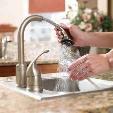 moen 5955 camerist single handle bar faucet with pulldown spout
