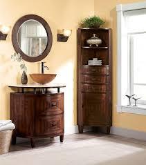 contemporary corner bathroom vanity bathroom cabinets koonlo