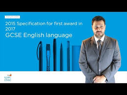 WJEC GCSE English Language   New Specification   Wales only