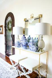 Brass Home Decor by Soothing Summer Home Tour 2017 Neutral Transitional Home Decor