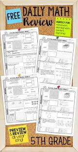 4th Grade Order Of Operations Worksheets Best 25 Grade 5 Math Worksheets Ideas On Pinterest Year 7 Maths