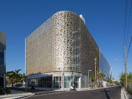 the design district silvery city view garage opening soon the design district silvery city view garage opening soon curbed miami