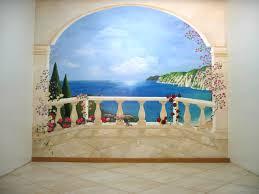 753 best art murals etc images on pinterest wall murals oeil trompe wall mural trompe loeil curtains wall murals