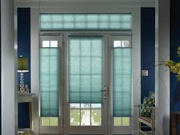 french door applications window coverings