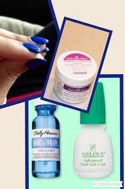diy gel manicure 1 2 coats of gelous advanced nail gel coat
