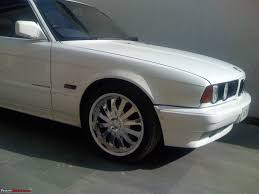 my e34 project my dream in the workshop for the past 10 months