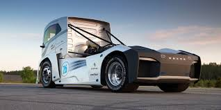 volvo truck models volvo built a record smashing 2 400 hp truck as fast as a porsche 911