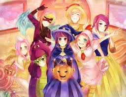 mlp halloween background mlp halloween12 by rumine on deviantart