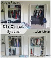 build a closet system part 1 spaces closet remodel and bedrooms