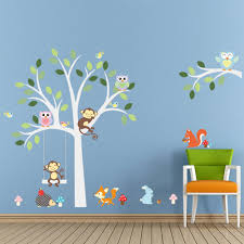 Baby Room Wall Murals by Online Get Cheap Tree Murals Aliexpress Com Alibaba Group