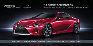 lexus made in canada promotions openroad lexus port moody