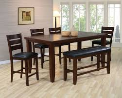 100 ashley furniture dining table with bench dining tables