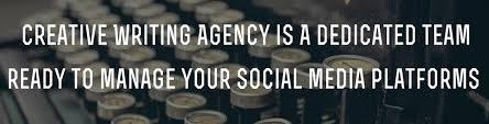 Creative writing agency Creative Writing Agency