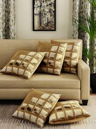 Sofa Slipcovers India by Cushion Covers Buy Cushion Cover Online In India Myntra