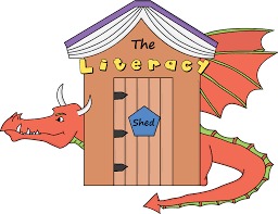Image result for the literacy shed