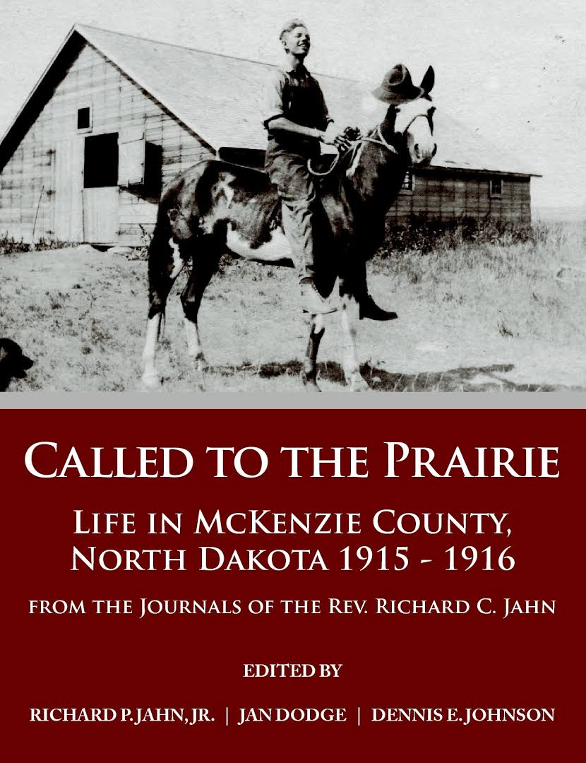 Image result for Called to the Prairie Richard Jahn