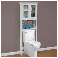 Bathroom Storage Shelves Over Toilet by 27 Bathroom Over Toilet Cabinet Bathroom Storage Cabinet Over