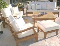 Outdoor Furniture Teak Sale by Teak Deep Seating Patio Furniture U2013 Bangkokbest Net