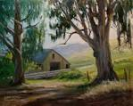 Eucalyptus Tree Paintings - Eucalyptus Oil Paintings, Pastels and ...