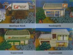 les boutiques de nook