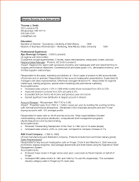 business administration resume sample   Contract Template