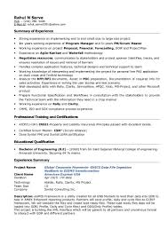 sample resume for program manager awesome insurance project manager resume photos best resume rahul sarve resume project manager