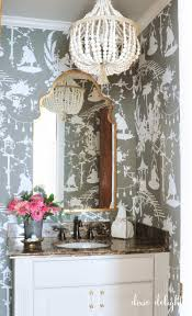 one room challenge powder room before u0026 after u2013 dixie delights