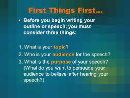 Introduction to Persuasive Speech Writing  What are the main     Lead Paragraph  What is a lead A lead paragraph involves three parts