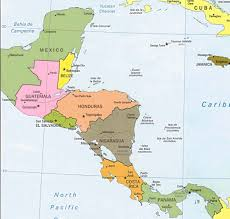 Labeled Map Of Central America by Maps Of The Americas Best Central America And Caribbean Map