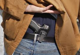 sweeping changes in michigan u0027s concealed handgun law go beyond