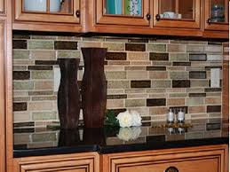 Slate Kitchen Backsplash Best Glass Kitchen Backsplash Tiles Ideas Horizontal Tile Kitchen