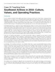 The Southwest Airlines Way Summary   Jody Hoffer Gittell authorSTREAM Optym s SkySYM Software Deployed by Southwest Airlines