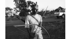 Fotos mostram luta de Guaranis-Kaiowás por sobrevivência na ...