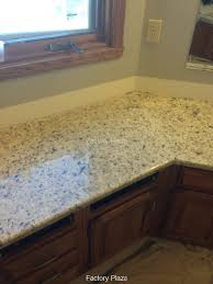 Kitchen No Backsplash Granite With Backsplash Mac S Solarius Granite Countertop With