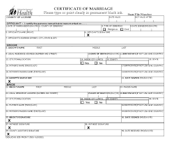 Marriage Certificates       present    King County