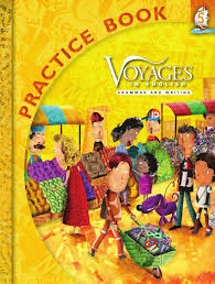 voyages in english grammar and writing grade level 6 audio