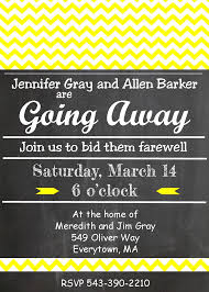 going away party invitations theruntime com