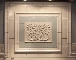 Kitchen Backsplash Mural Stone by Decorative Ceramic Tile Backsplash