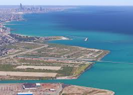 North Shore Chicago Map by Chicago Lakeside Development Mega Project Abandoned As Developer