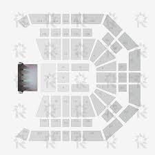 mgm grand garden arena basketball sports seating charts