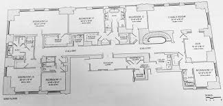 Penthouse Floor Plans 220 Central Park South Most Expensive Condo Nyc