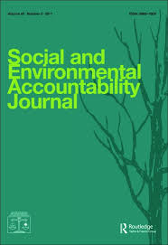 Social and Environmental Accountability Journal