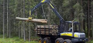 forestry machines markets in germany austria and switzerland