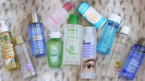 frugal fridayz best u0026 worst drugstore makeup removers youtube