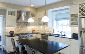 Small Kitchen With White Cabinets Kitchen Designs White Cabinet Doors With Oak Trim Small Kitchen