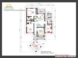 Indian Home Plan Stylist Design 1100 Sq Ft House Plan And Elevation 6 Kerala Home