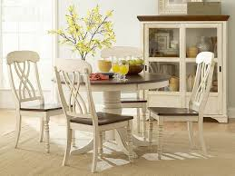Dining Table Set Traditional Dining Room Traditional White Painted Dining Tables From Stanley