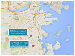 Boston Logan Map by Institutional Quality Commercial Real Estate Investing Acquire